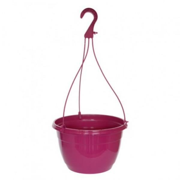 Suspended color pots - Blackberry