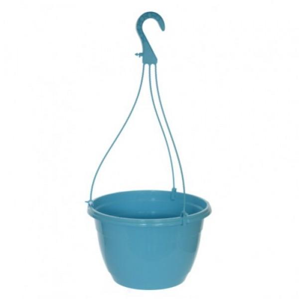 Suspended color pots - Blue