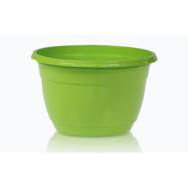 Suspended color pots - Green