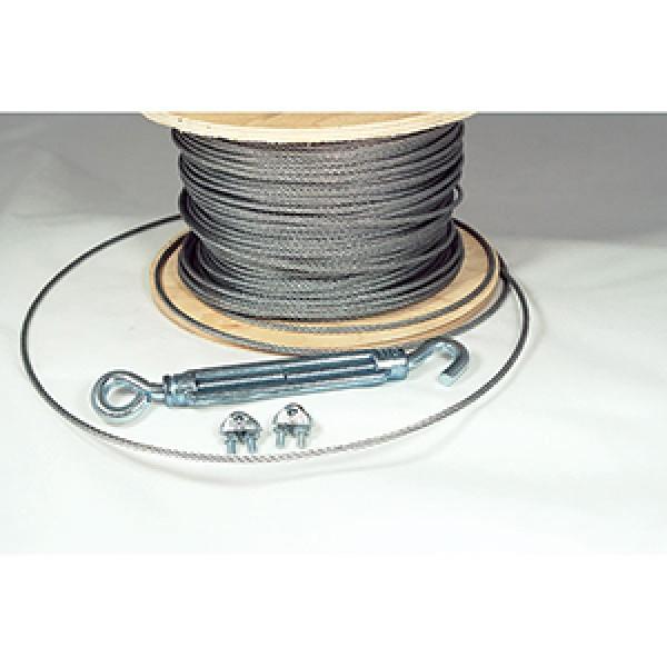 Wire Rope, 3mm diameter Galvanised