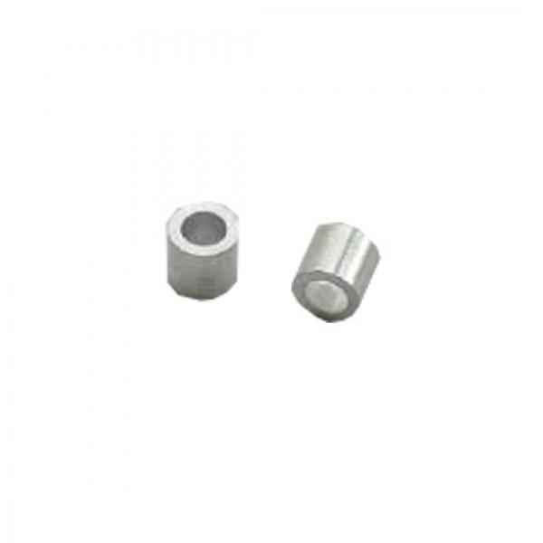 ALUMINIUM FERRULES, 2.5mm