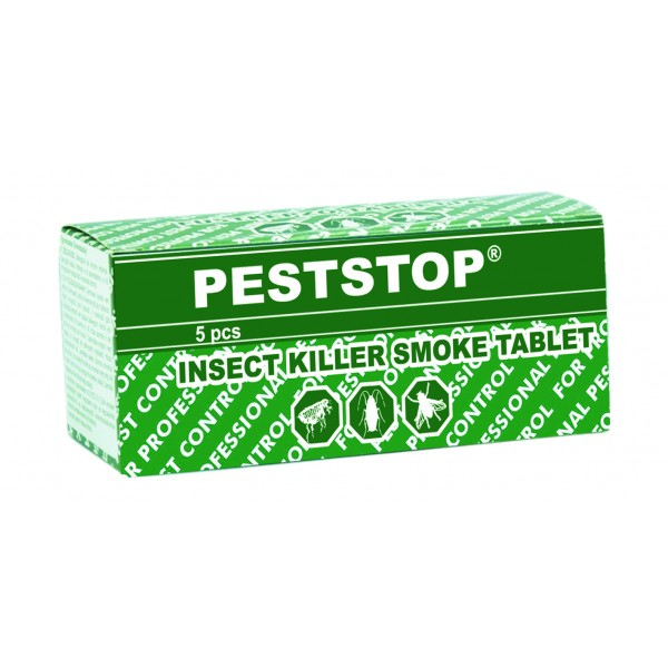 PESTSTOP  insect killer smoke tablet