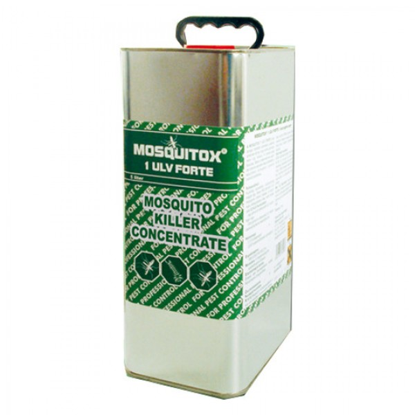 MOSQUITOX Hot & Cold, 5 L for mosqui...