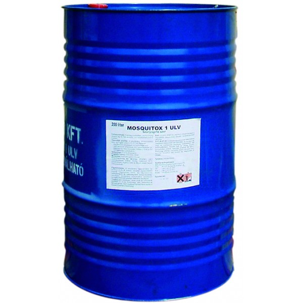 MOSQUITOX Hot & Cold, 200 L for mosq...