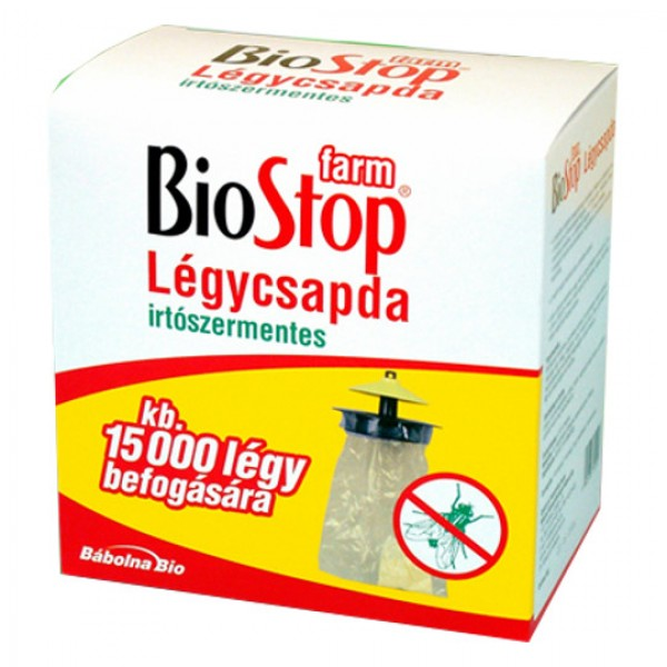 BIOSTOP The manure trap