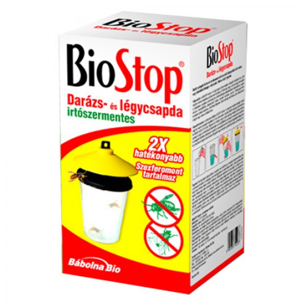 BIOSTOP REFIL the wasp and fly trap