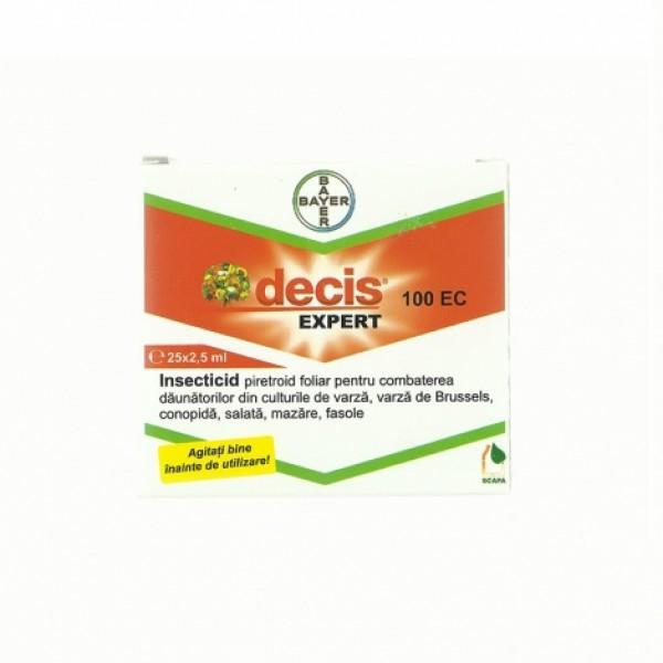 Decis Expert Insecticide 100 EC (2.5 ml)