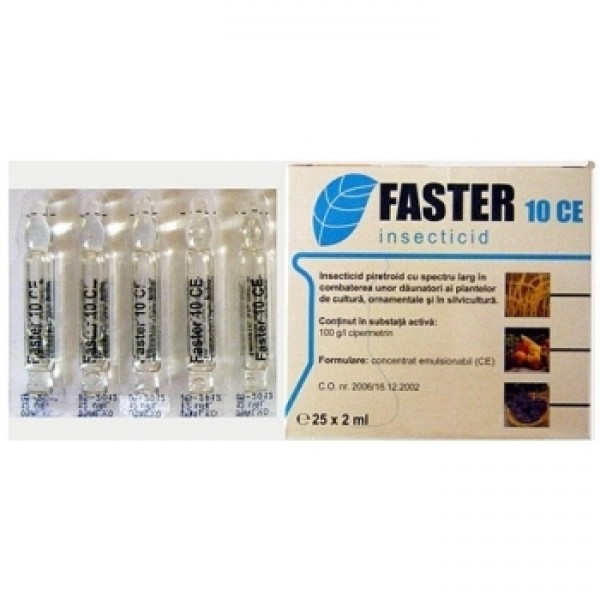 Faster Insecticide 10 EC (2ml)