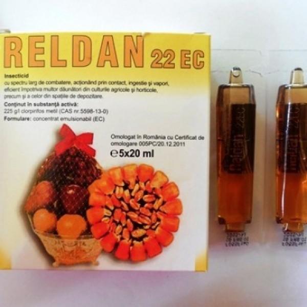 Reldan insecticide 22 EC (20ml)