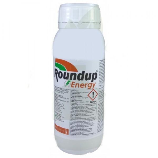 ROUNDUP ENERGY 500ml