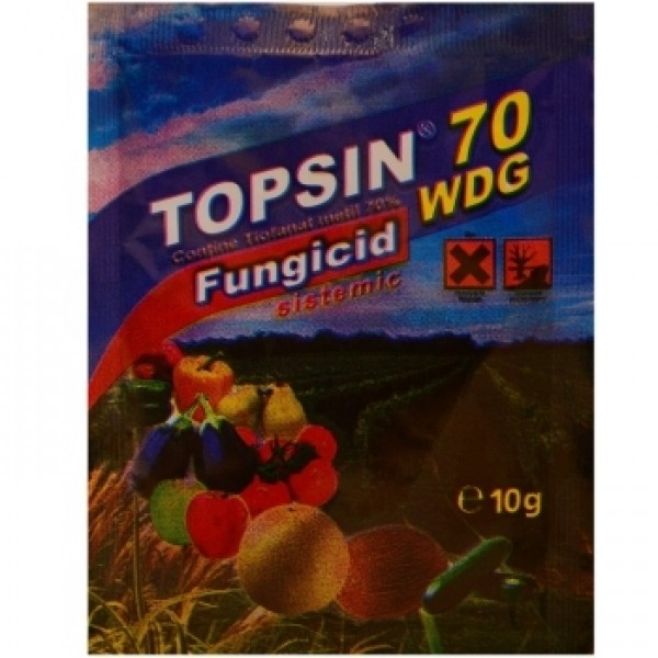 Topsin 70 WDG (10g)