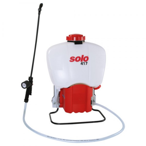 SOLO COMFORT 417 Battery-operated backpack sprayer