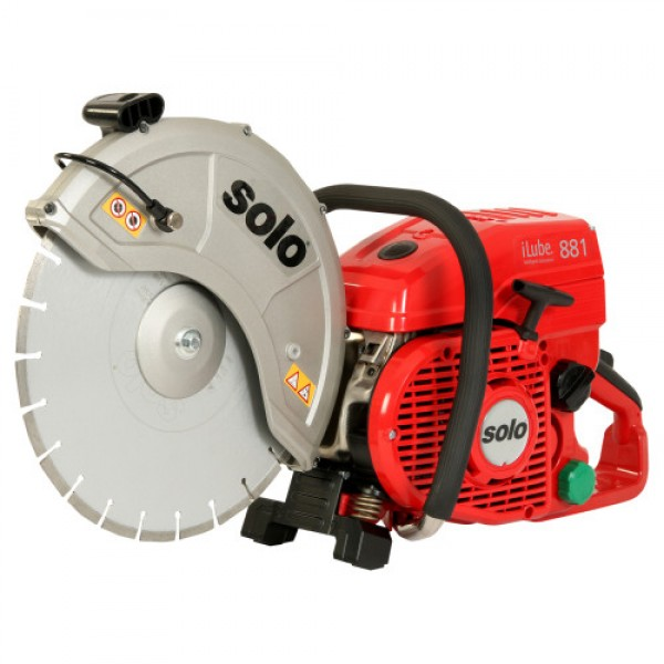 SOLO PRO 881 Cut-off Machine iLube