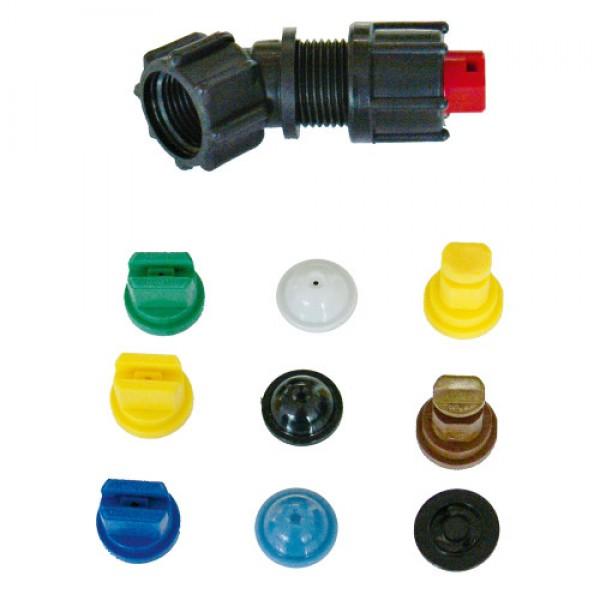 SOLO Complete nozzle set