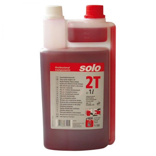 SOLO Profi 2T engine oil, metering bottl...