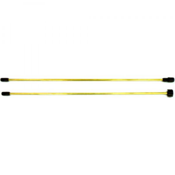 SOLO Tree spray wand, 2-part, brass, 150 cm
