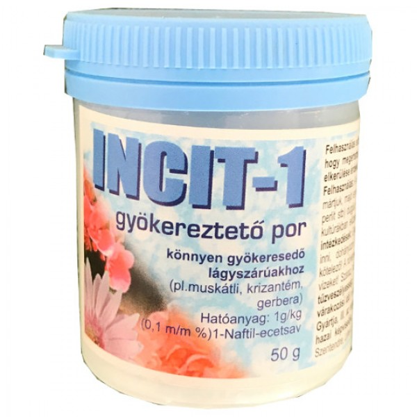 Incit 1 rooting hormone 50gr