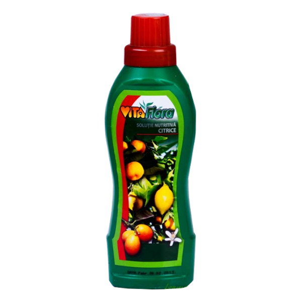 VITAFLORA 500 ml nutritional solution for Citrus plants