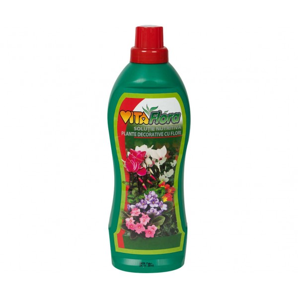 VITAFLORA 1, 500 ml Flower Decorative Fl...