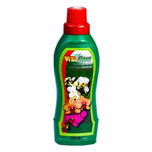 VITAFLORA 500 ML orchids nutrient soluti...