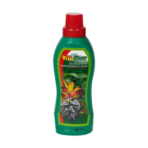 VITAFLORA 2, 500 ml nutritional solution for leaf ornamental plants