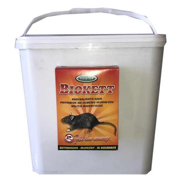 BIOKETT 5 Kg Rodenticide in the form of ...