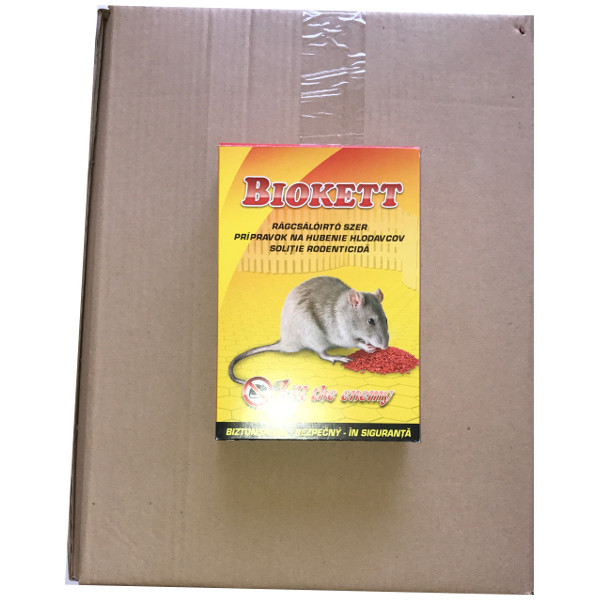 BIOKETT 50 Kg Rodenticide in the form of...