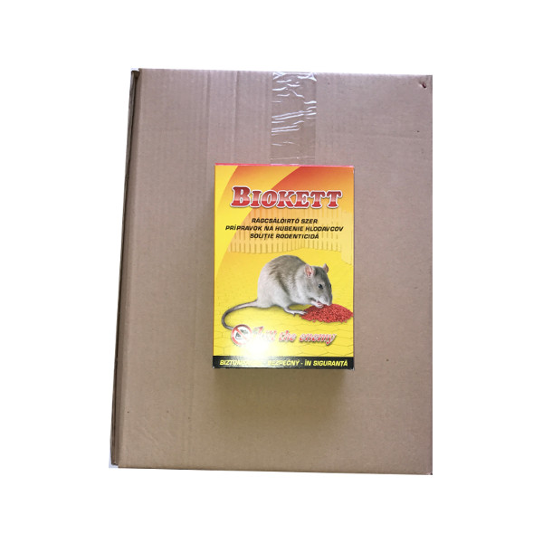 BIOKETT 20 Kg Rodenticide in the form of...