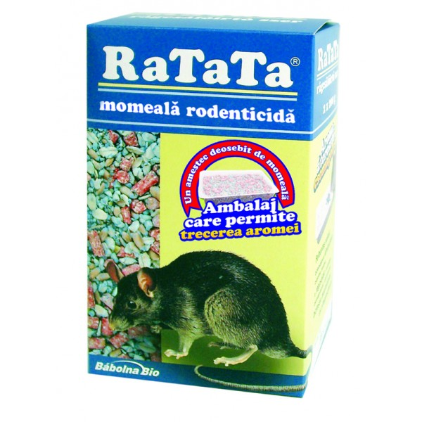 RATATA 400 gr rodenticide bait