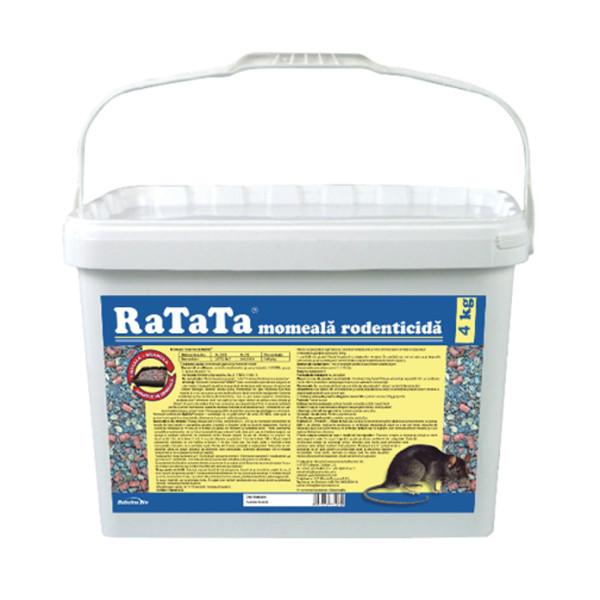 RATATA 4 kg rodenticide bait
