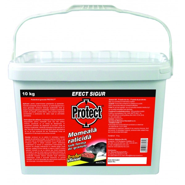 PROTECT 10 Kg in the form of granules