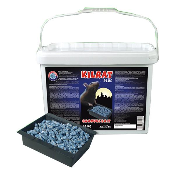 KILRAT 10 Kg rodenticidal bait granulate...