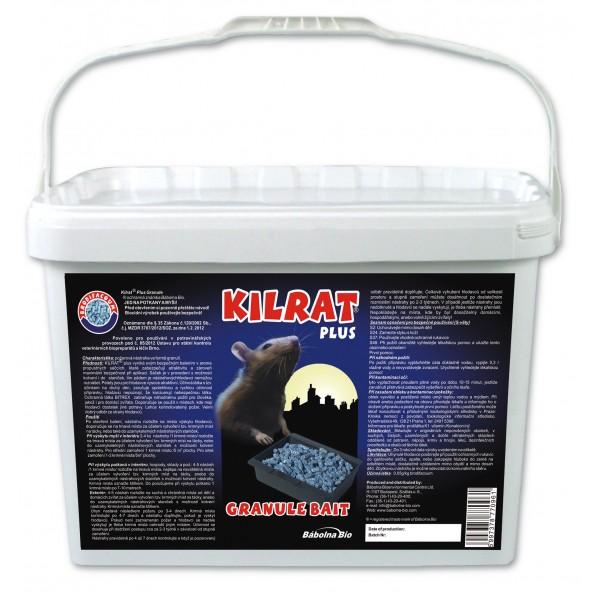 KILRAT 30 Kg rodenticidal bait granulate...