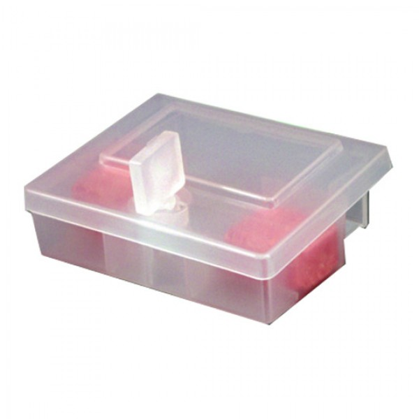 REMIZ Transparent bait box for mice