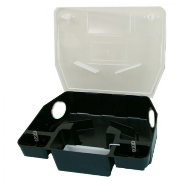 REMIZ Transparent bait box for rats
